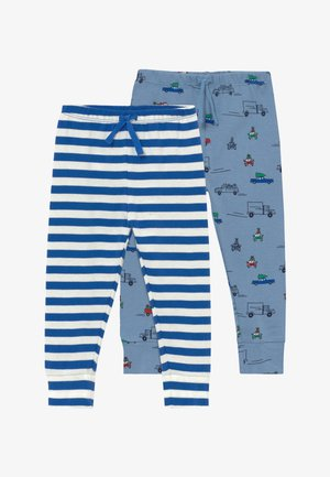 TRUCK PANT BABY 2 PACK  - Trousers - buxton blue