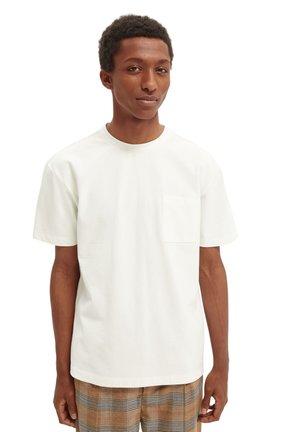 Basic T-shirt - vintage white