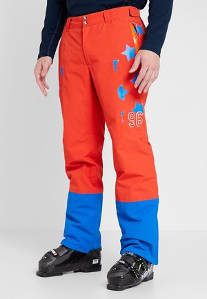 CENTERTON - Snow pants - coral red