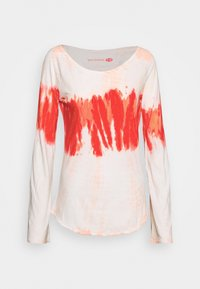 Yogasearcher - RAINBOW - Long sleeved top - porcelaine - 3