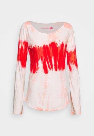RAINBOW - Langærmede T-shirts - porcelaine