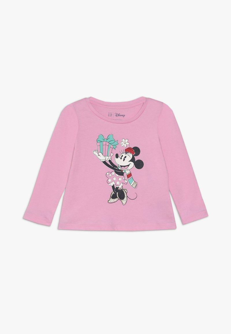GAP - TODDLER GIRL - Camiseta de manga larga - parisian pink