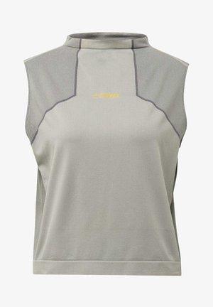 TERREX ZUPAHIKE T-SHIRT - Top - grey