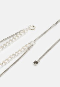 Weekday - MIRA NECKLACE - Necklace - silver-coloured - 1
