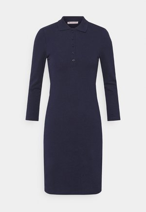 SLEEVES MINI DRESS  - Korte jurk - dark blue