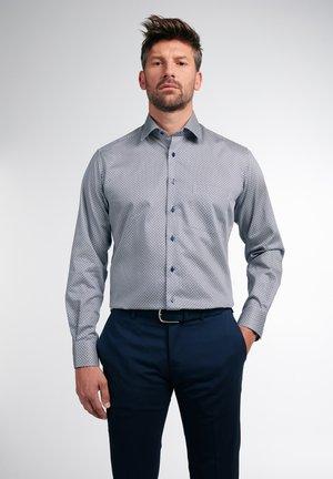 MODERN FIT - Shirt - gelb/blau