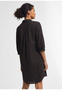 comma - Shirt dress - black - 2