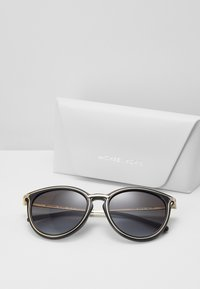 Michael Kors - BRISBANE - Sunglasses - light gold-coloured - 1
