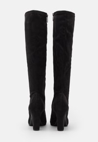 Tamaris - BOOTS - High heeled boots - black - 3