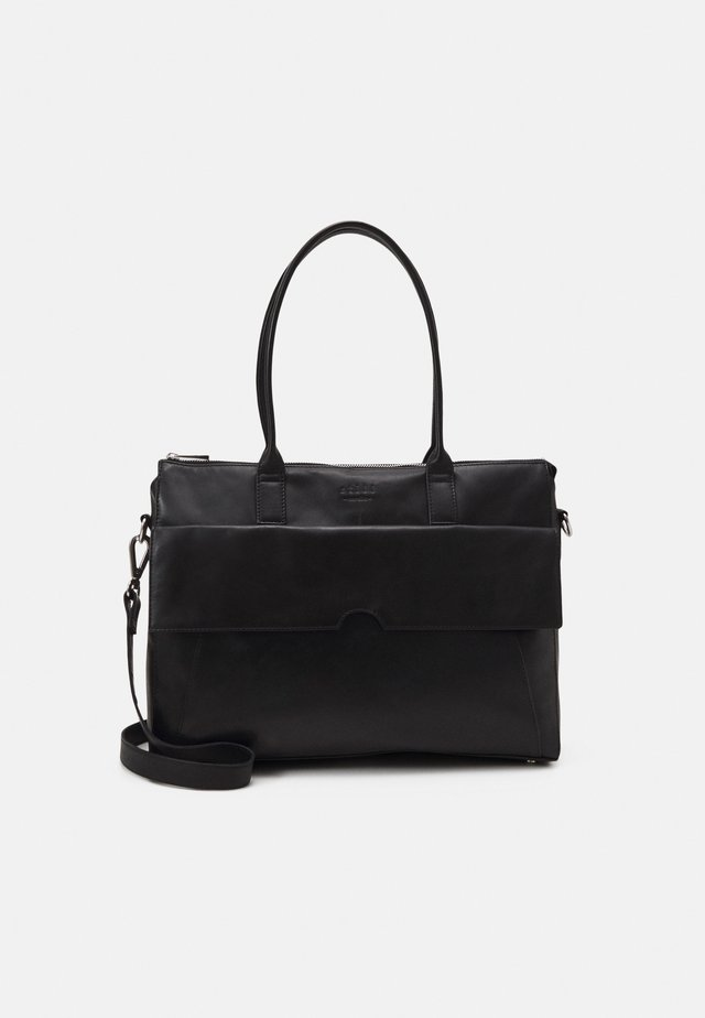 NOBI VINTAGE WORK BAG - Laptoptas - black