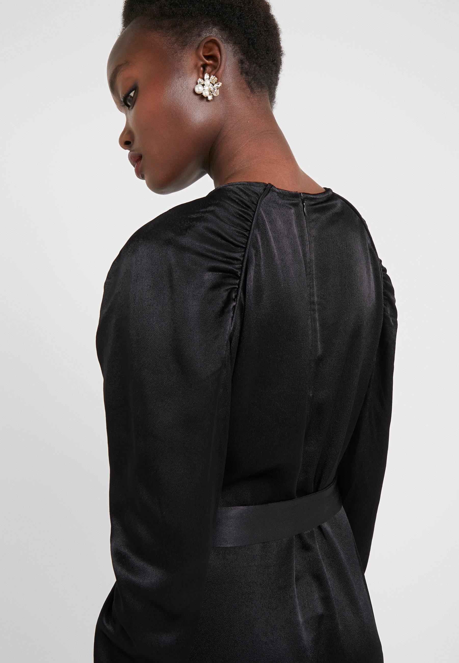 Bruuns Bazaar PHILOSOPHY NILE DRESS - Robe de soirée - black