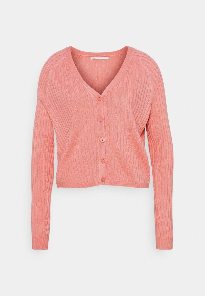 ONLY - ONLAMALIA - Cardigan - blush