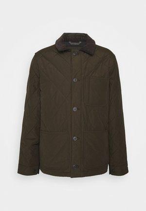 OUTERWEAR JACKET - Light jacket - evergreen moss