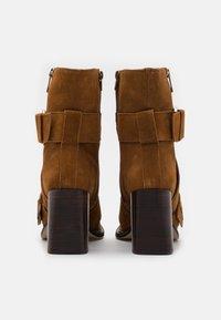 River Island - Kotníkové boty - rust - 3