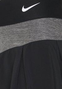 Nike Performance - SKIRT HYBRID - Sports skirt - black/white - 2
