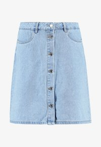 ONLY - ONLFARRAH SKIRT  - A-line skirt - light blue denim - 4