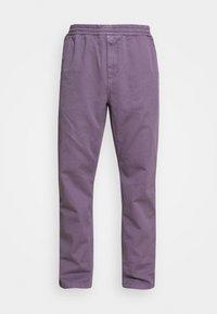 CARSON PANT MORAGA - Pantaloni - provence stone washed