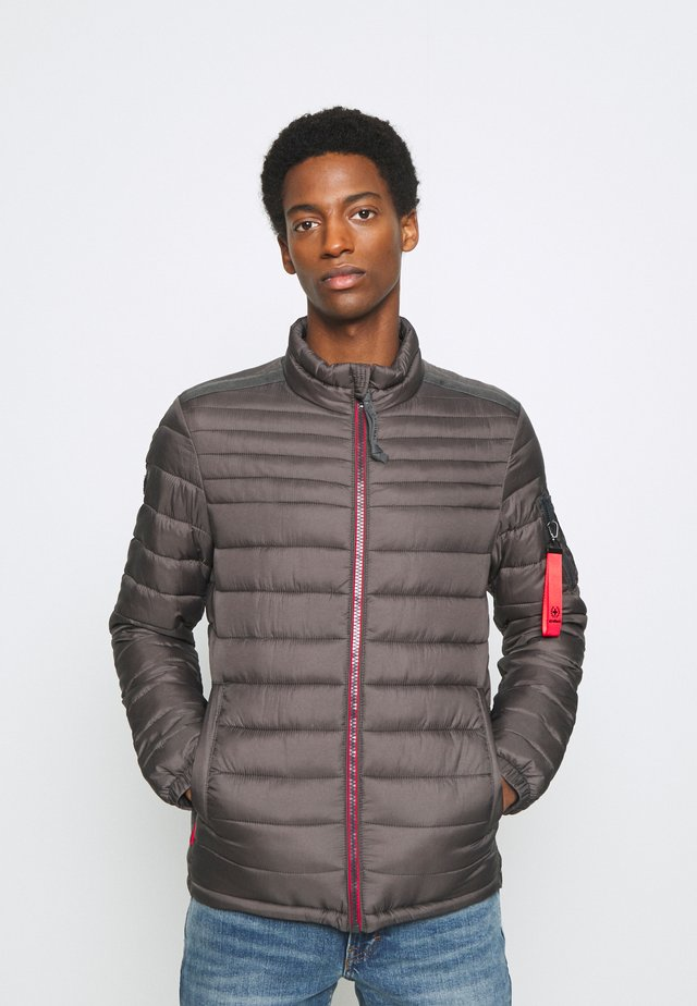 FOUR SEASONS - Light jacket - dark grey