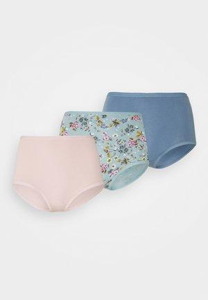 WAIST 3 PACK - Pants - aqua