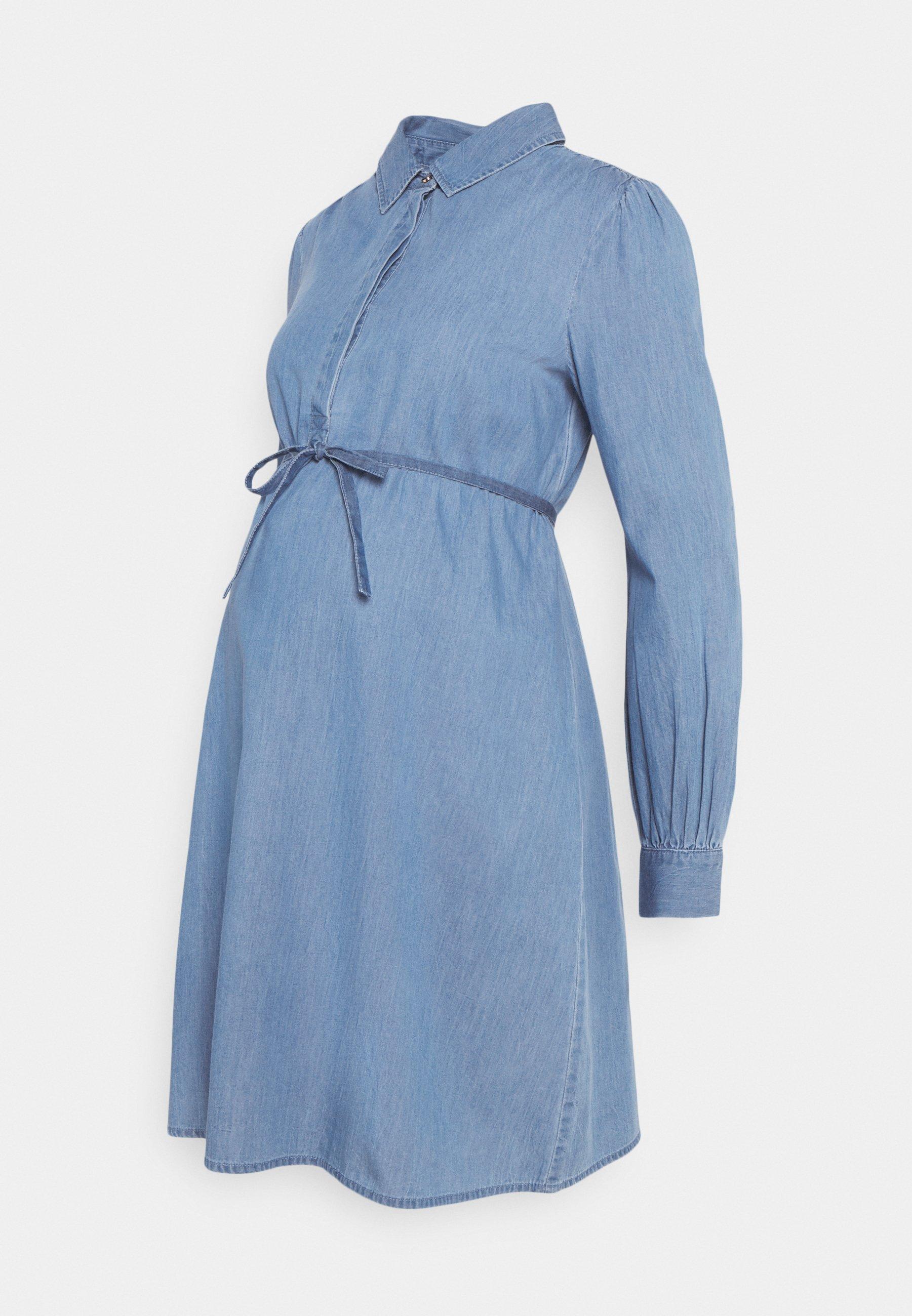 Femme DRESS - Robe en jean