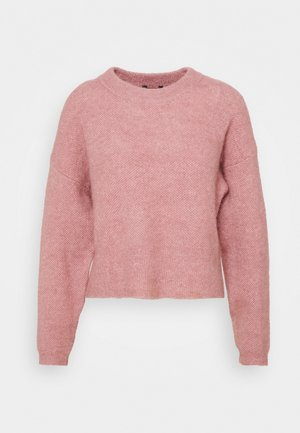 ALLY - Maglione - light dusty pink