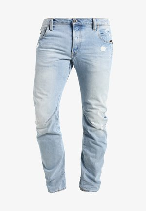 ARC 3D SLIM - Slim fit jeans - blue