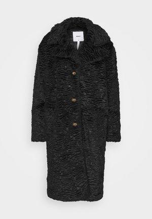 OBJCHARLOTT COAT  - Klasický kabát - black