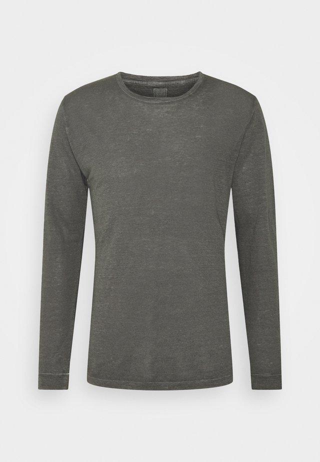 LONG SLEEVE - Långärmad tröja - iron