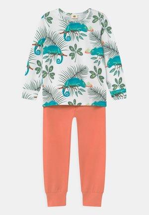 CHAMELEONS - Pyjama set - green/pink