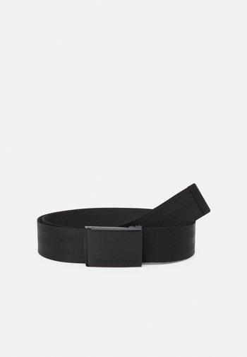 EASY BELT UNISEX - Pásek - black