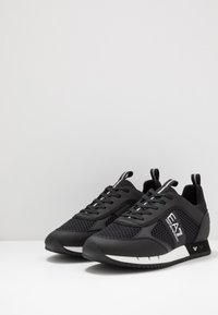 EA7 Emporio Armani - Trainers - black/white - 2