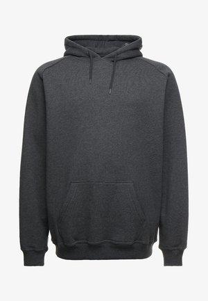 BLANK HOODY - Hoodie - dark grey