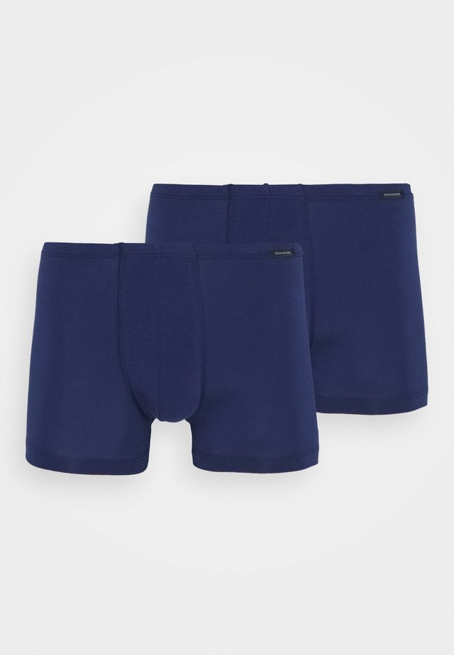 BOXERSHORTS 2 PACK - Pants - blue