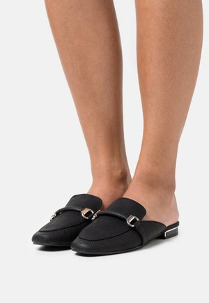 HOLLY - Mules - black