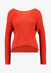 Even&Odd - Jumper - orange - 3