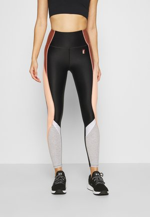 FIELD RUN LEGGING - Leggings - black