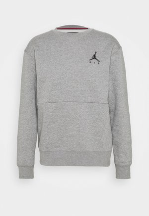JUMPMAN AIR CREW - Sweatshirts - carbon heather
