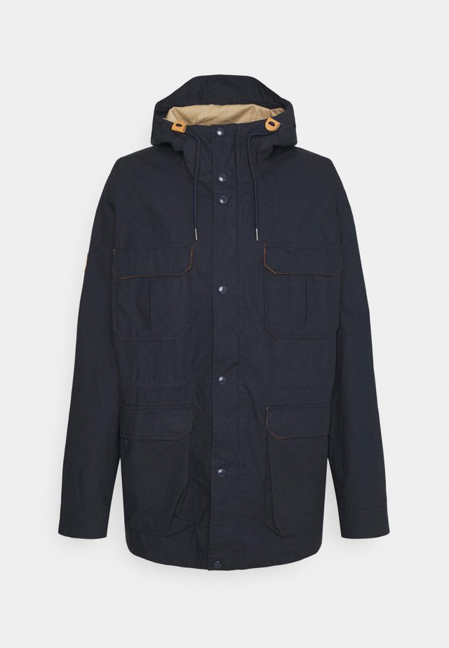 MOUNTAIN - Parka - atlantic navy