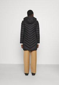 MICHAEL Michael Kors - LONG PACKABLE PUFFER - Down coat - black - 2