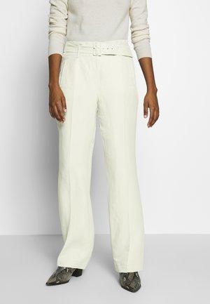 CHRISTINA - Trousers - beige