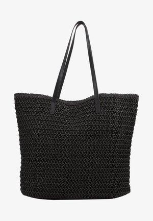 VMSISSO BEACH BAG - Shoppingveske - black