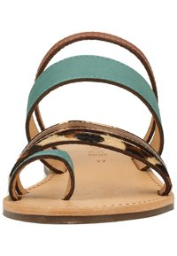Geox - Sandals - turquoise/brown - 5