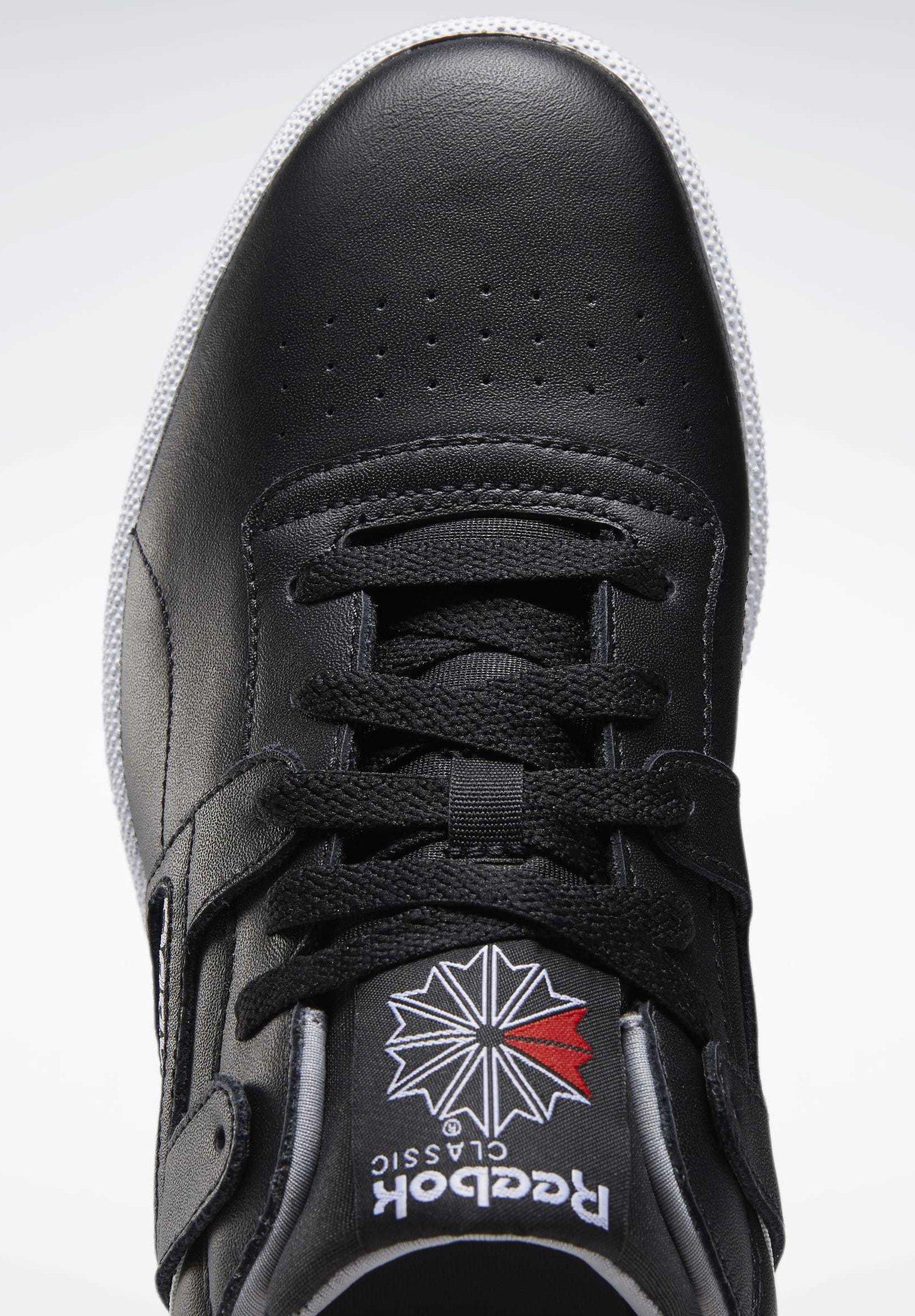 Reebok Classic CLUB WORKOUT SHOES - Sneaker low - black/schwarz - Herrenschuhe Jw0ki