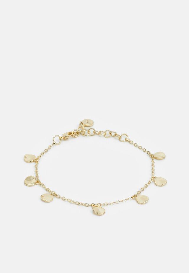 JAIN CHARM BRACE PLAIN - Pulsera - gold-coloured