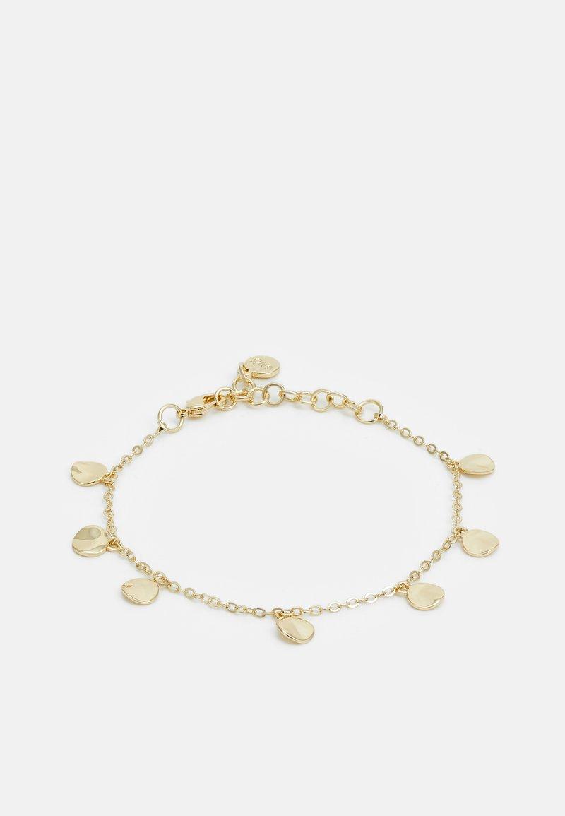 SNÖ of Sweden - JAIN CHARM BRACE PLAIN - Bracelet - gold-coloured