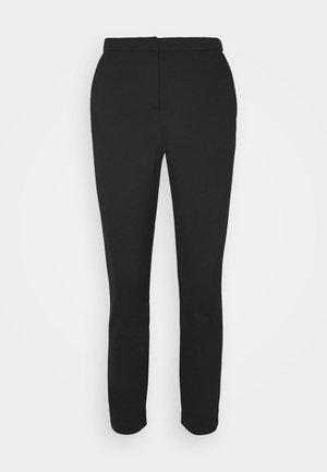ONLLENIA MARA CIGARETTE - Trousers - black