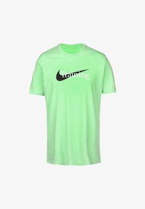 Print T-shirt - cucumber calm