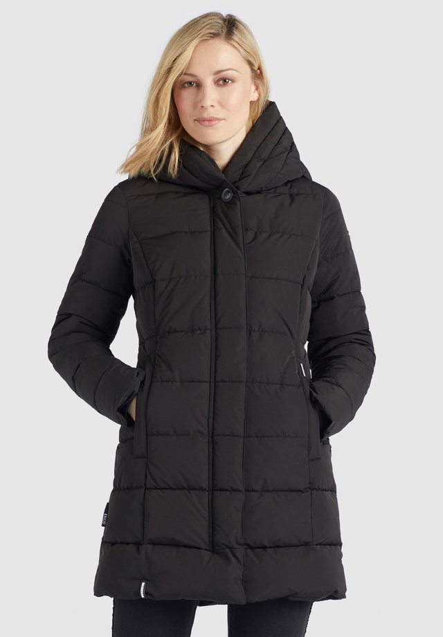 SILLA - Winter coat - schwarz