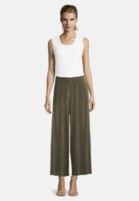 Betty Barclay - Trousers - dusty olive - 1
