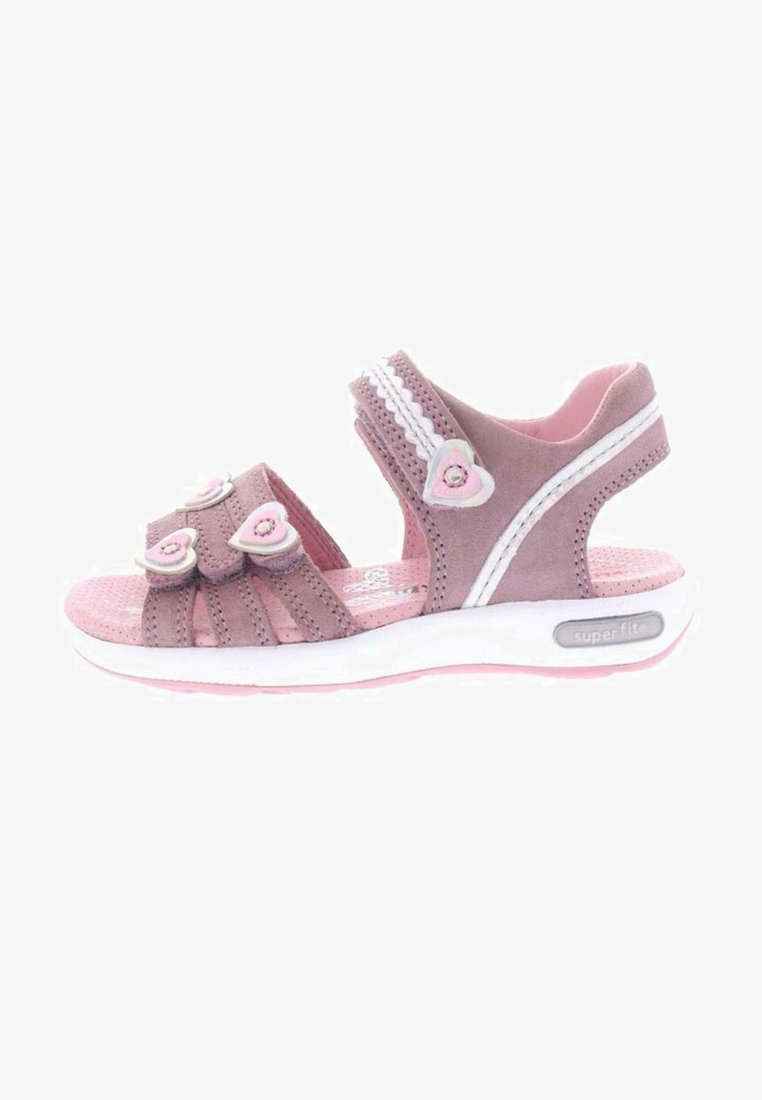 Superfit - EMILY - Sandals - lila pink